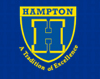 Hampton Township School District Button