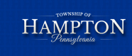 Township of Hampton Button