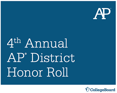4th Annual AP Honor Role