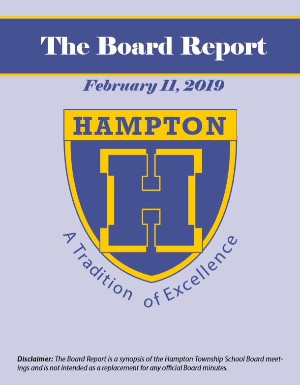 hampton homework hotlinks